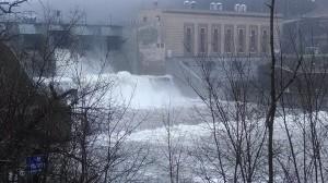Tippy Dam in Manistee Michigan